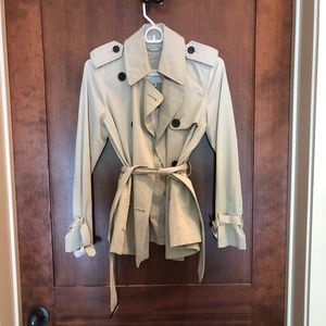 Trench Coat, Banana Republic, PS, NWT